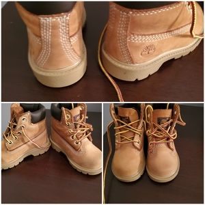 Timberland Boots 4c